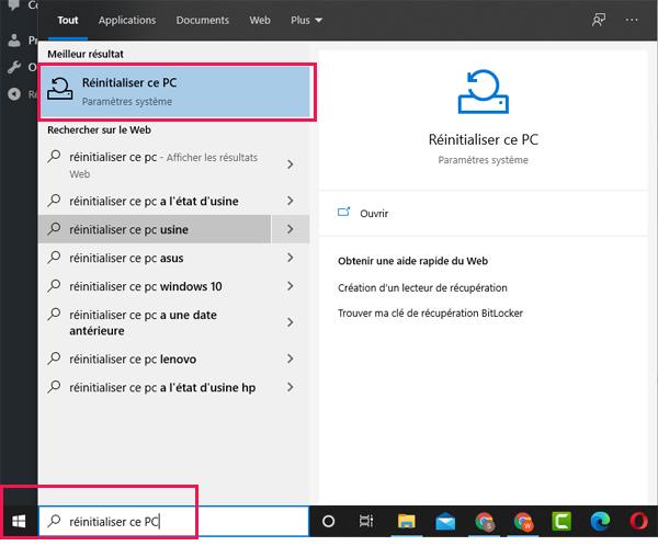 Supprimer un compte Utilisateur Windows